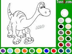 Arlo Coloring