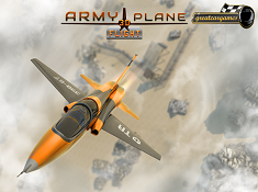 Army Plane 3D Flight