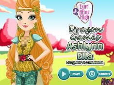 Ashlynn Ella Dragon Games