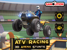 ATV Racing 3D Arena Stunts