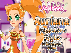 Auriana Fashion Style
