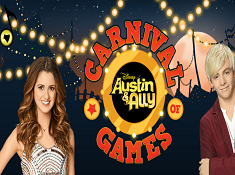 Austin and Ally Carnival of Games