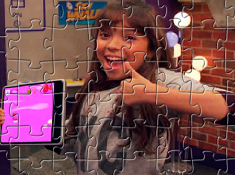 Babe Game Shakers Puzzle