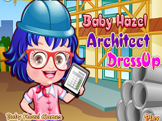 Baby Hazel Architect Dress Up