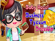Baby Hazel Business Tycoon Dress Up