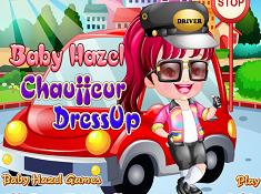 Baby Hazel Chauffeur Dress Up