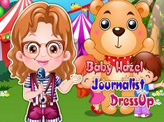 Baby Hazel Journalist Dress-Up