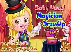 Baby Hazel Magician Dress-Up