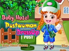 Baby Hazel Postwoman Dress Up