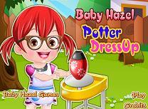 Baby hazel Potter Dress Up