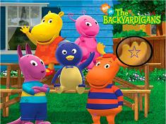 Backyardigan's Hidden Stars