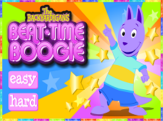 Backyardigans Beat the Time Boogie