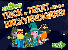 Backyardigans Spooky Halloween