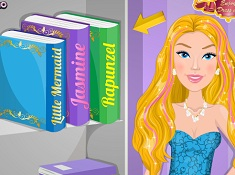 Barbie Princess Story