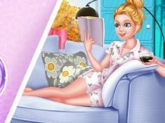 Barbie Reading Nook