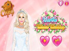 Barbie Winter Wedding