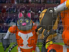 Barboskiny Puzzle
