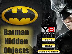 Batman Hidden Objects