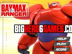 Baymax Ranger