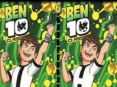 Ben 10 Alien Force Differences