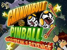 Ben 10 Cannonbolt Pinball