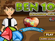 Ben 10 Diamond Mine