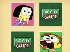 Big City Greens Memory Mania