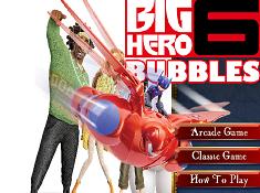 Big Hero 6 Bubbles