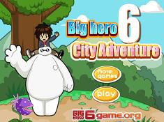 Big Hero 6 City Adventure