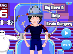 Big Hero 6 Help Brain Surgery