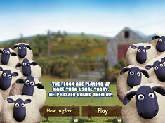 Bitzer and the Sheep