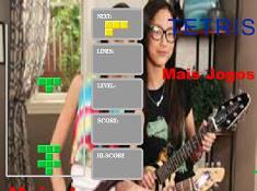 Bizaardvark Tetris