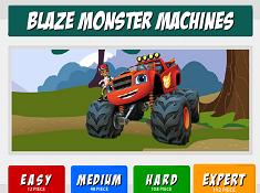 Blaze Monster Machines
