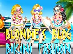 Blondie Blog Bikini Fashion