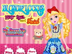 Blondie Lockes Hair Spa and Facial