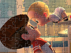 Boss Baby Characters Puzzle