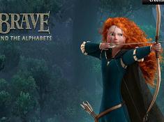 Brave Send the Alphabets