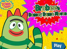 Brobee Dancey Dance Moves