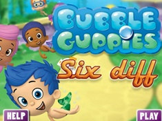 Bubble Guppies 6 Diff