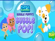 Bubble Guppies Bubble Pop