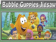 Bubble Guppies Jigsaw