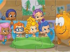 Bubble Guppies Puzzle