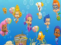 Bubble Guppies Puzzle 2