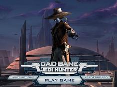 Cad Bane Jedi Hunter