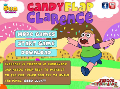 Candy Flap Clarence