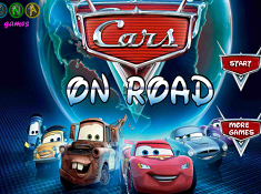Cars 2 On Road