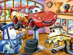 Cars Hidden Numbers 2