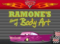 Cars Ramones House of Body Art