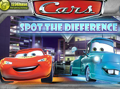 Cars Spot The Difference