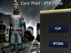 Cars Thief GTA Clone
